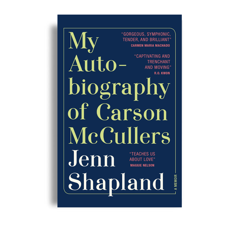 my auto biography of carson-jenn shapland